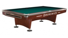 Brunswick Traditional Gold Crown V Tournament Braun